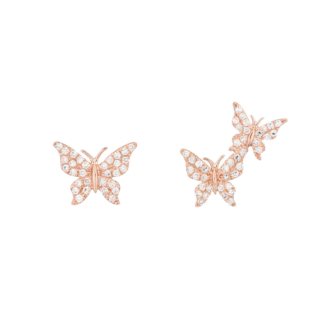 Farrah Butterfly Earrings