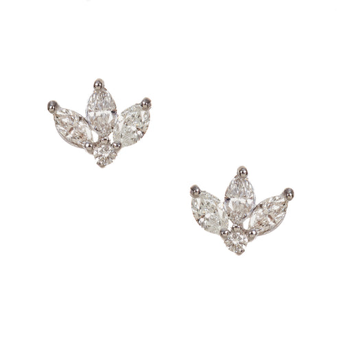 Brighton Diamond Studs