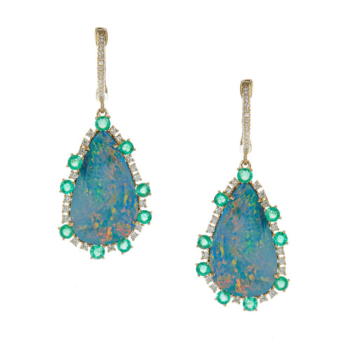 Seadream Opal Earrings