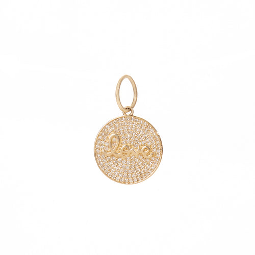 Love Disco Pendant