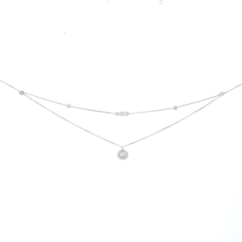 Riviera Diamond Necklace