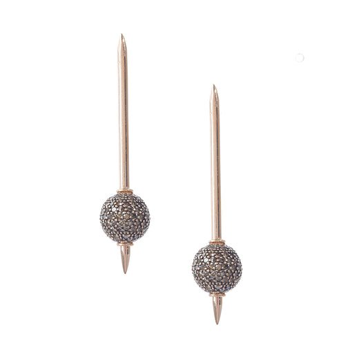 Speared Earring