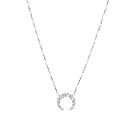 Avery Horn Necklace
