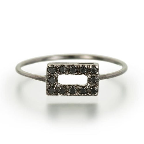 Ellen Rectangle Ring