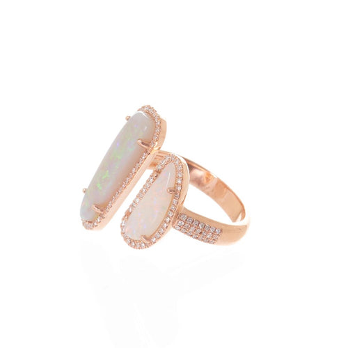 Tabitha Opal Ring