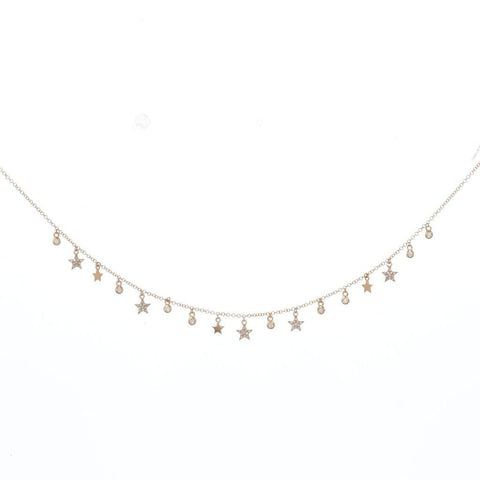 Baby Pink Delilah Necklace
