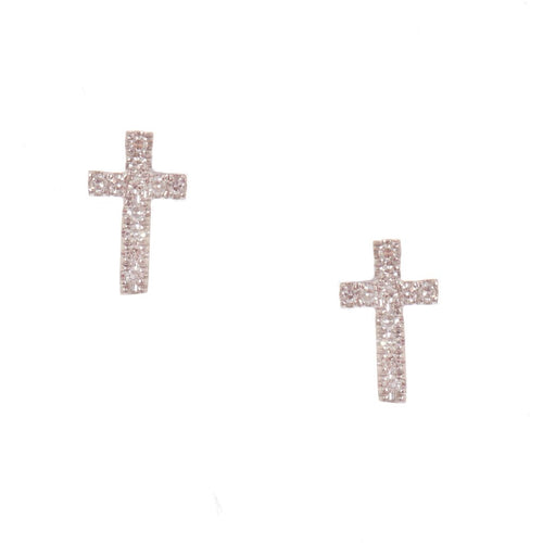 Haven Cross Studs