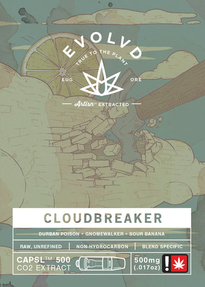 Cloudbreaker - Cannabis Extract
