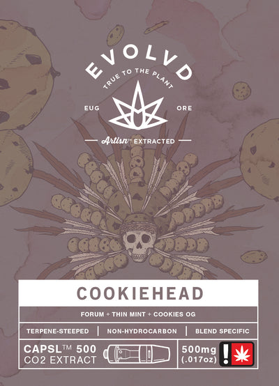Cookiehead - Cannabis Extract