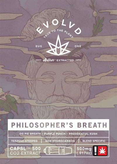 Philosopher's Breath - Cannabis Extract