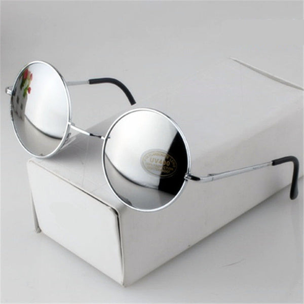 Fashion Vintage Round Sunglasses