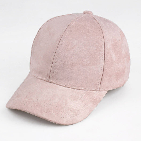 Suede Dad Hat (Unisex)