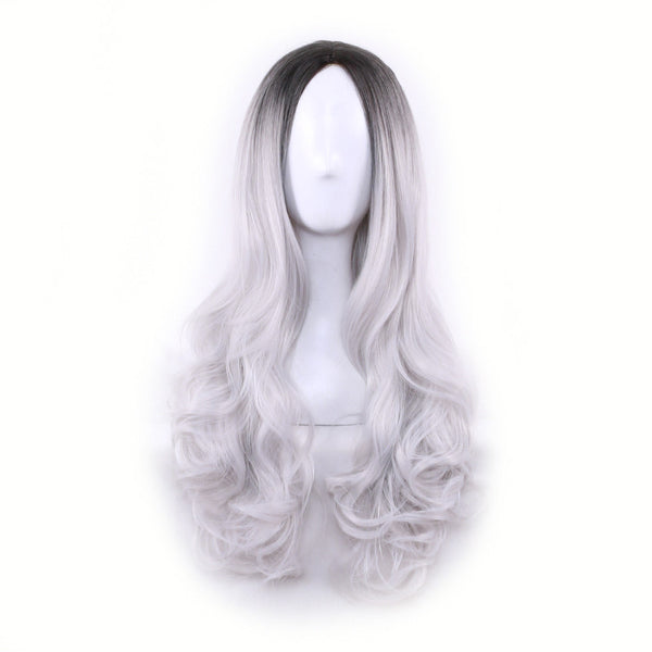 Long Straight Wig Synthetic