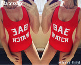 Bae Watch™ One Piece Swimsuit