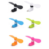 5V Fan Mini USB Fan Cooler Pocket  For IPhone