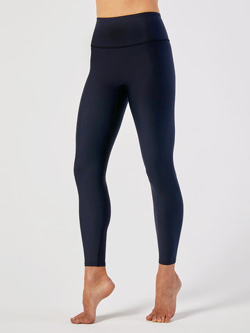 WATER Release 7/8 Leggings -- Midnight Blue