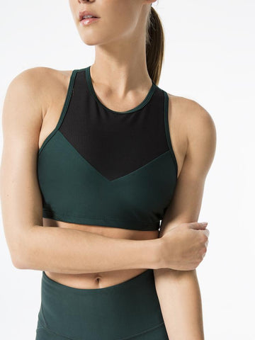 Innovate Bra -- Emerald Green