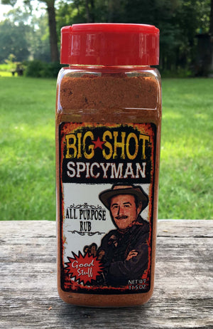 All Purpose Rub - 11.5 oz (326g)