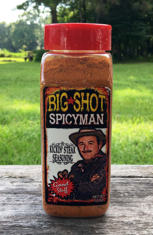 Kickin' Steak Seasoning - 12 oz (340g)