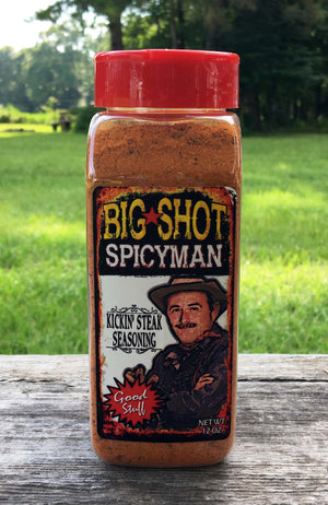 Kickin' Steak Rub
