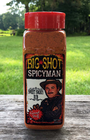 Sweet Smoky Rub - 13.8 oz (391g)
