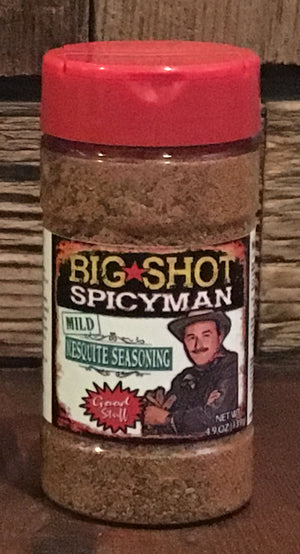 Mesquite Mild Seasoning