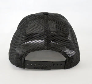 Trucker Hat - Black/Black