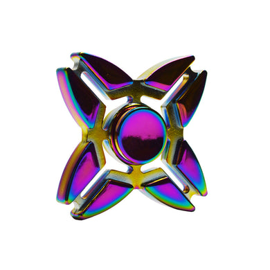 New Rainbow 4 Leg Crab Fidget Spinner (clearance)