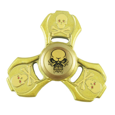 Skull Head Fidget Spinner (clearance)