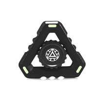 Triangle Metal Glow in the Dark High Grade Fidget Spinner