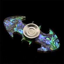 Sea Shell PMMA Batman Hand Spinner