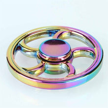 Rainbow Wheel Fidget Spinner
