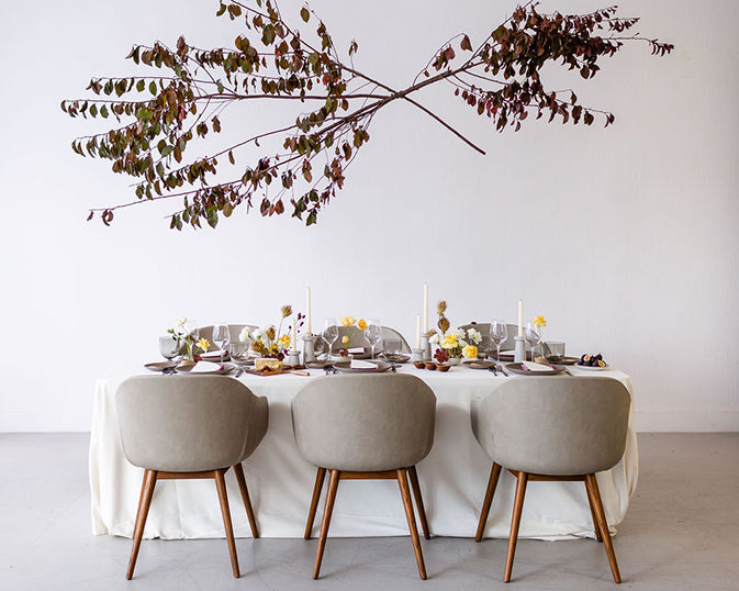 thanksgiving day table settings idea