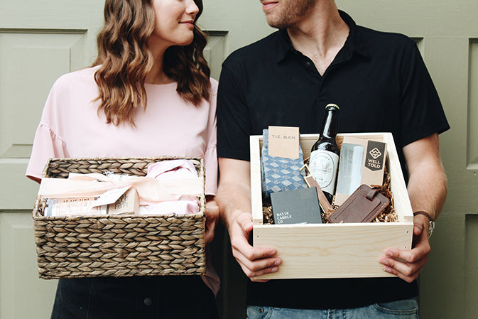 Hannah Payne Wedding Bridal Party Gifts