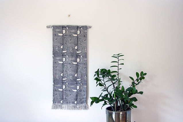 Bestowe Wall Hanging by Julia Canright