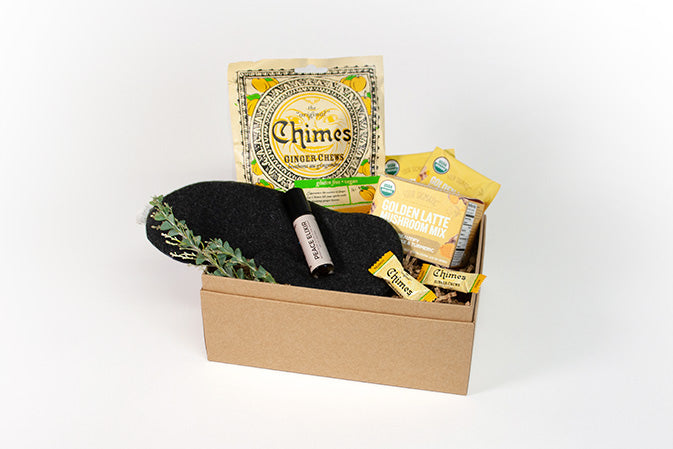Gift Box for Cancer patients with eye mask