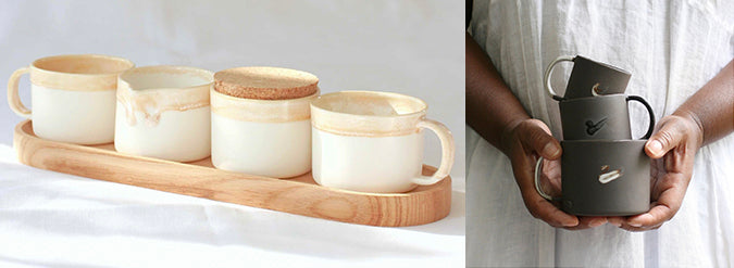 UK Black Owned Artisan Business Ceramcist