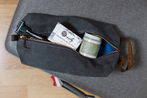 Dopp Kit Travel Bag for Father's Day