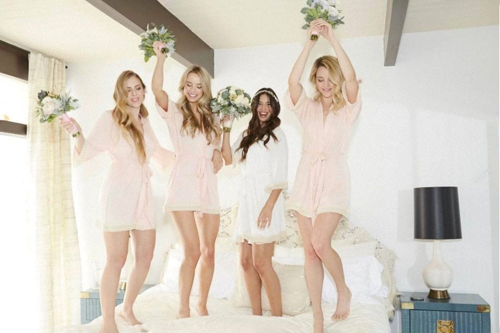 The 100 Layer Cake Bridesmaid