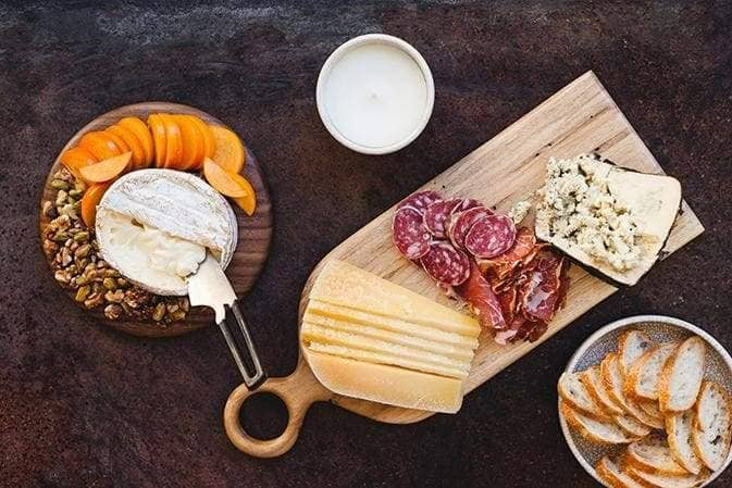 In The Wild: Cheese Plates With Sarah Dvorak At Makers Common: Part 1