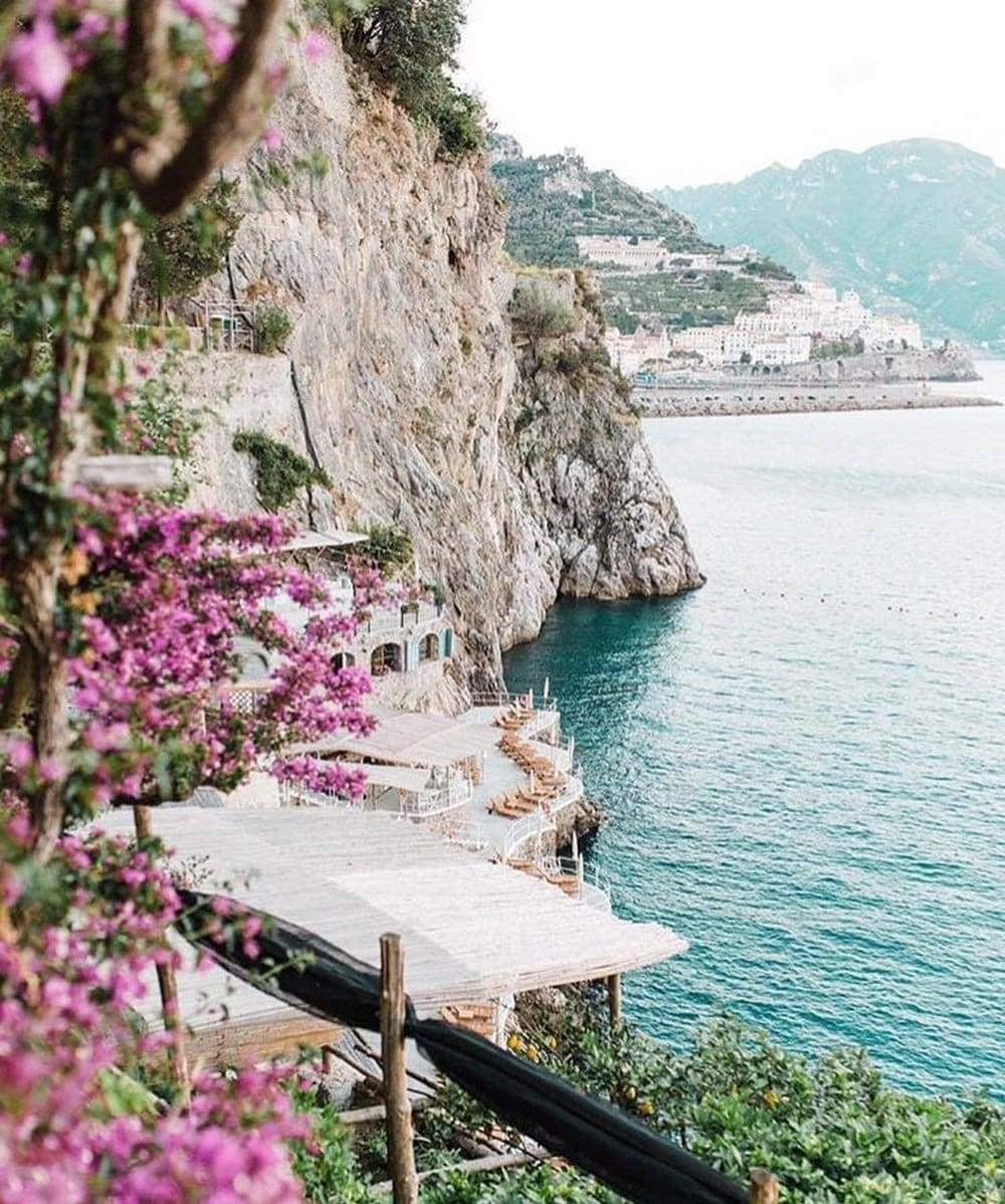 Best Honeymoon Spots Amalfi Coast