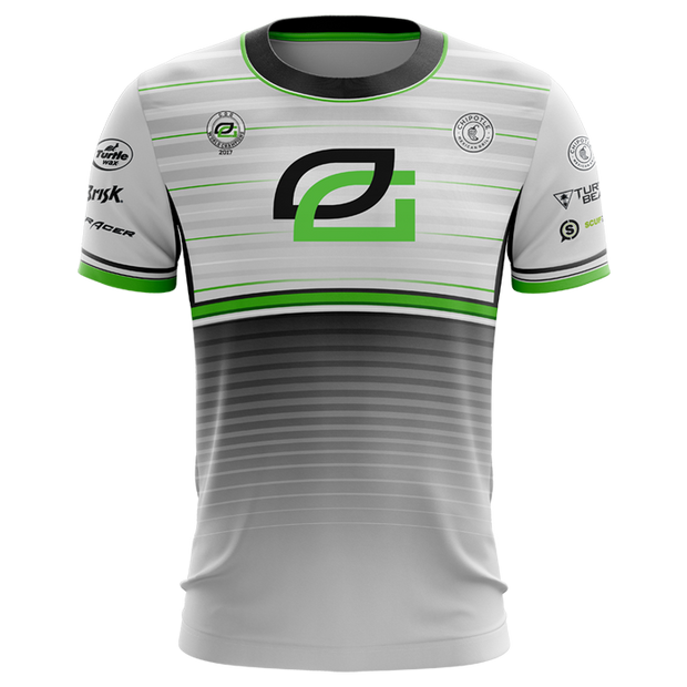 OpTic Pro Jersey - COD Champions 2017 White Limited Edition