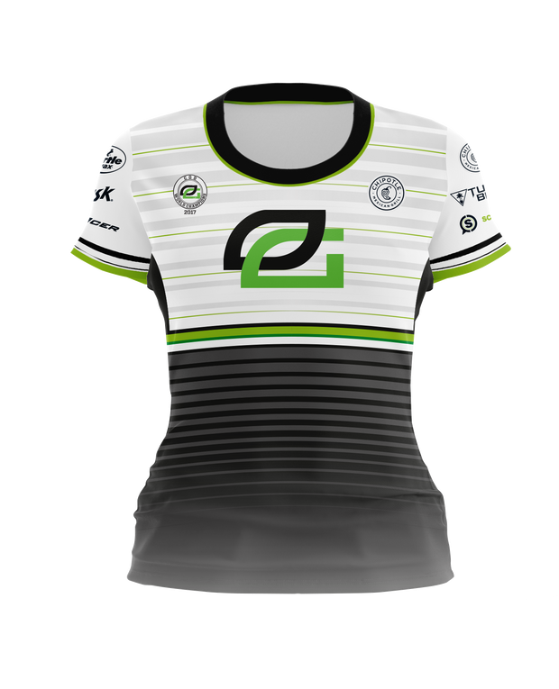 OpTic Women's Pro Jersey - COD Champions 2017 White Limited Edition
