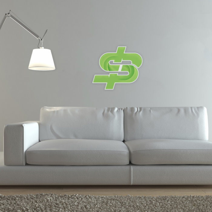 OpTic MBoZe Wall Decal