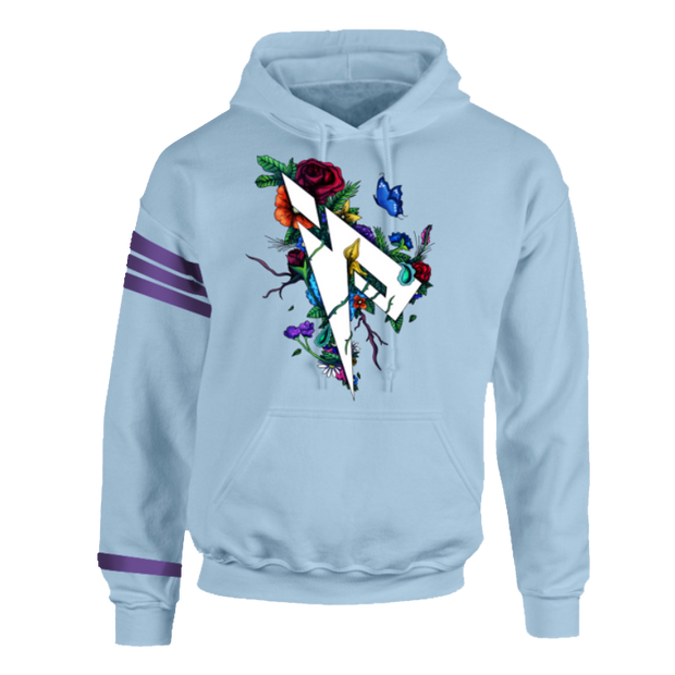 OpTic Pamaj Special Edition Hoodie - Blue