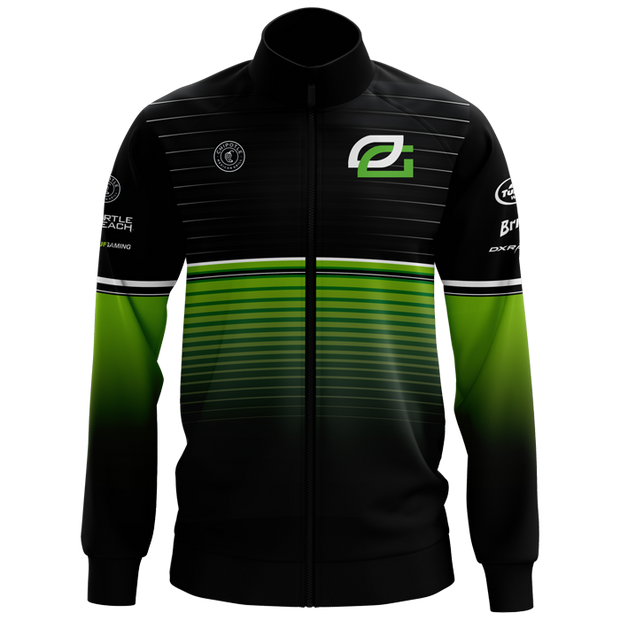OpTic Gaming Player Jacket (Chipotle version)