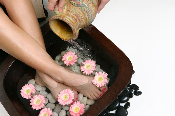Soothing Foot Pain