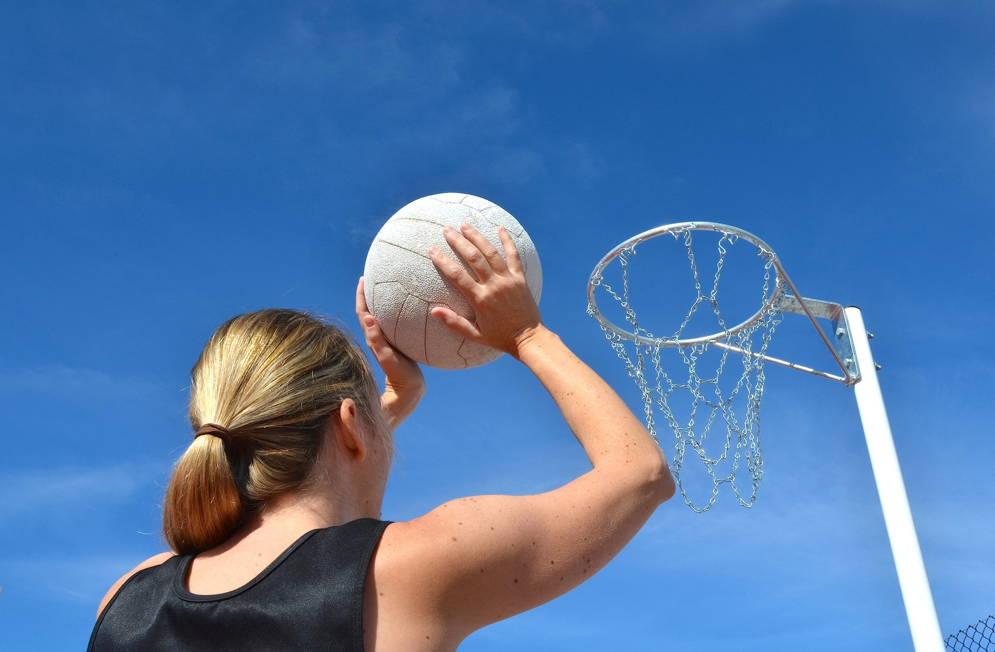 RECOVER QUICKER FROM A NETBALL INJURY