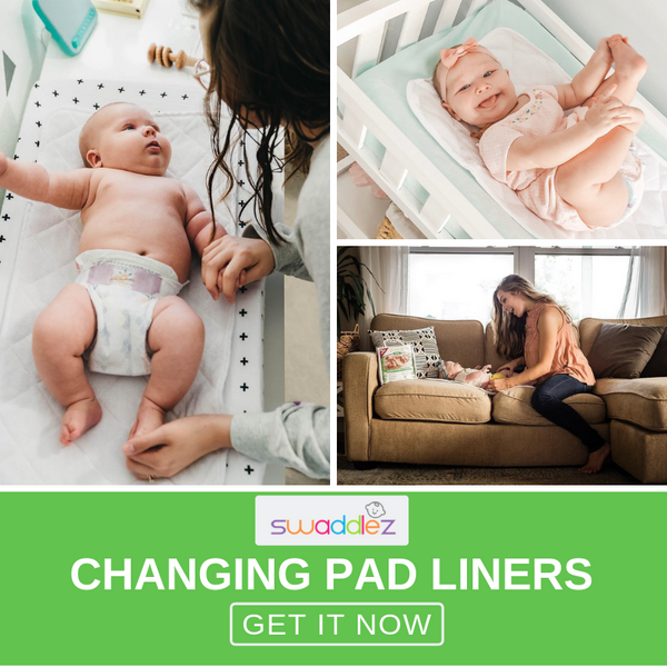 BONUS OFFER #1 - This baby product makes cleaning a poopy mess quick and convenient