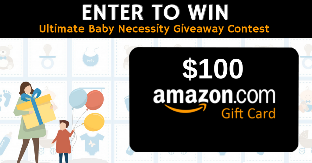 baby necessity giveaway contest amazon gift card